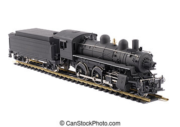 Model Train - Model Scale North American Railway Locomotive...