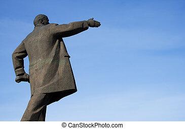 monumento, Lenin