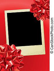 Holiday Photo (illustration)
