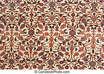 Oriental Carpet - Antique handmade oriental carpet made with...