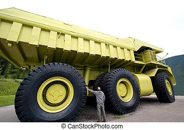 Truck - Dump truck