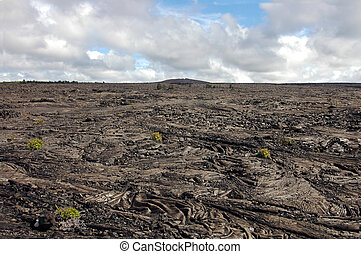 Kilauea Lava Flow - Captured on the Big Island of Hawaii