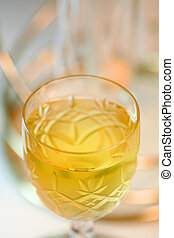 Wine Glass  - An image of beverage in a wine glass