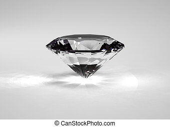 diamond - Hi-res rendering, diamond