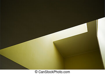 Ceiling - Light passing through the ceiling