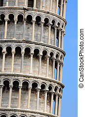 Leaning Tower Pisa - Of course its the leaning tower of Pisa...