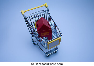 Buying houses - go to the market to buy houses