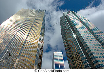 Skyscrapper - Toronto Skyscrapper