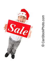 Christmas Sale Time