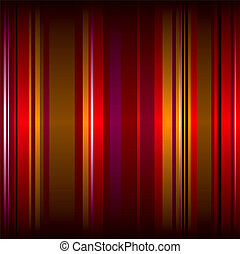 wallpaper stripes in many red colors with a gradient shadow...