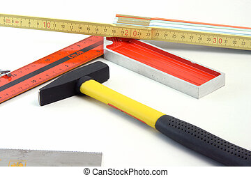 carpenter tools - construction concepts carpenter tools...