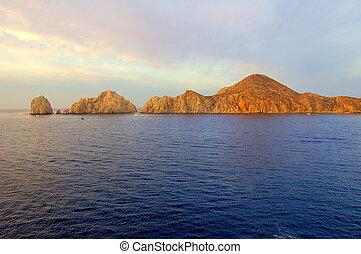 Land\\\'s End Sunrise - Cabo San Lucas, Mexico