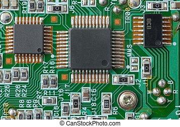 Electronics - Printed circuit board macro