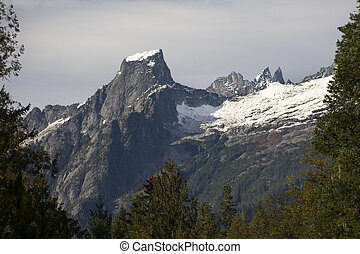 Mt Triumph North Cascades - Mount Triumph North Cascades...