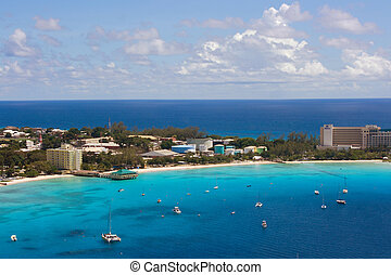 Westcoast Barbados; photographed in October 2007