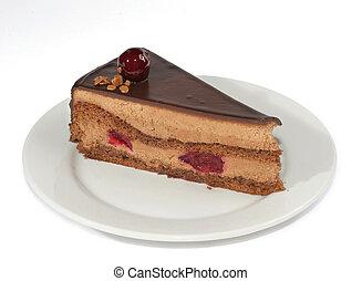 櫻桃, 蛋糕