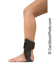 Ankle Injury - Sports Injury ankle brace