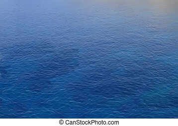 blue sea texture - crystal clear blue sea waves texture from...