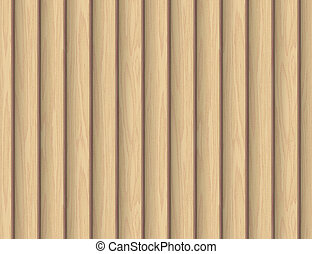 wood panels - background image of nice pine wooden panels