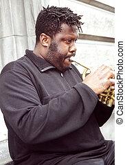 jazz, músico