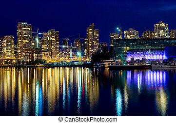 Modern Vancouver - Luxury living in modern buildings,...