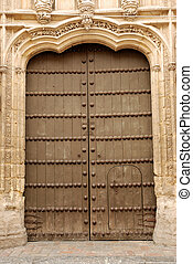 Door in Cordova, Spain