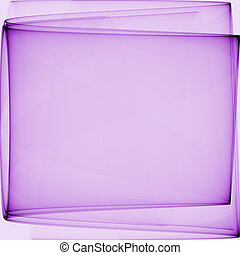 Purple Square - abstract soft purple squares background