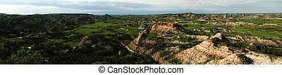Roosevelt National Park - Theodore Roosevelt National Park,...