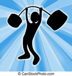Weightlifter
