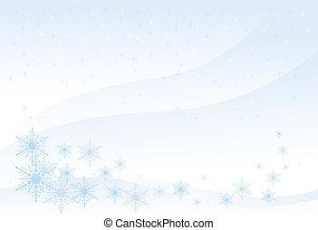 Winter Background (illustration) - Winter Background (XXL...