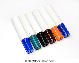 Whiteboard marker pens - Set of whiteboard markers