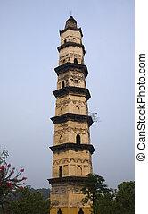 Shaoxing Pagoda Blue Sky - Great Mercy Pagoda, Shaoxing,...