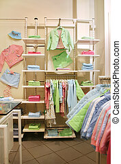 clothes child shop