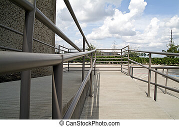 Helpful Structure - The handrails of a well designed...