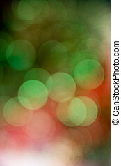 De-focused Festive background - De-focused shimmering dots...