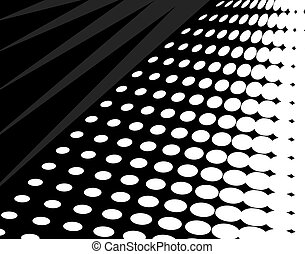 Spot abstract - Abstract background pattern of dots