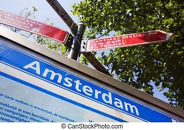 阿姆斯特丹, 發現, 方式, 你