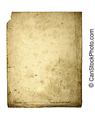 old paper  - texture of old paper