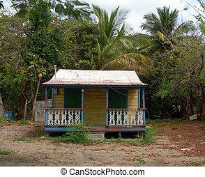native island home - native island home in need of repair...