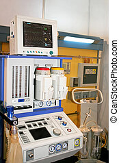Medical devices - Complete medical air device station in...