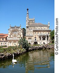 Bussaco Palace - The Bussaco Palace lies in the middle of...