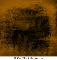 Grunge - High Res Jpeg - Grunge background with ink splats...