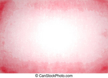 abstract red background, clearly visible paint stains and...