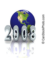 New Year 2008 Global Proposal