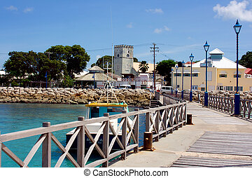 Speightstown Barbados - Speightstown in Barbados;...