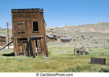 Bodie, NV - Ghost Town