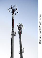 telecom, antenas