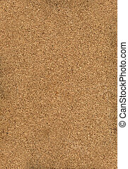 Cork background texture - Cork texture scanned in high...