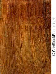 Rich Red Wood Texture