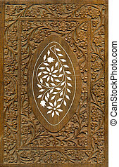 Wood Carving Pattern Design Elements - Wood Carving...